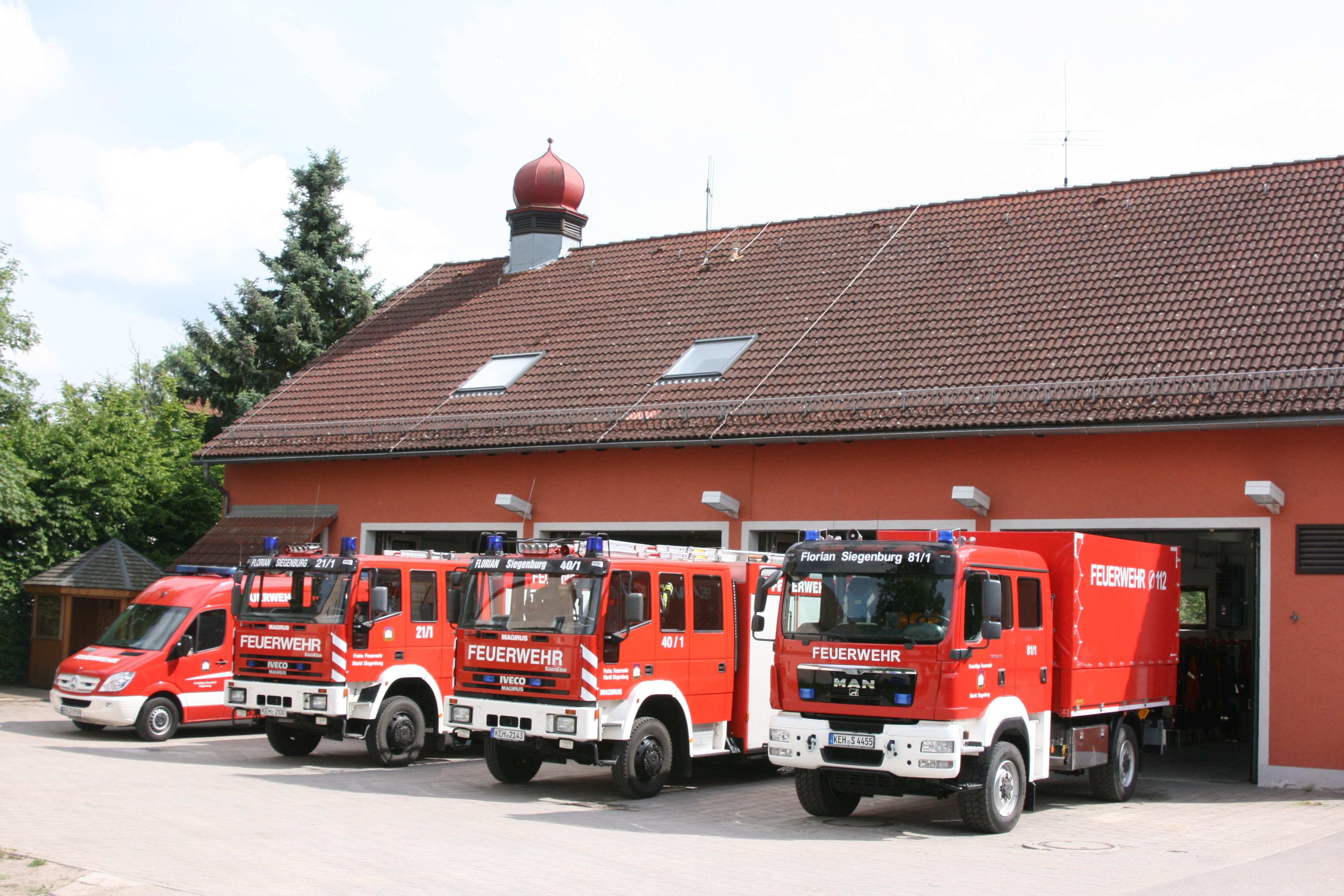 Feuerwehr Siegenburg